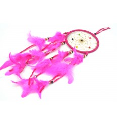Giant dream catcher / catcher-nightmare 45x12cm - Pink Disco