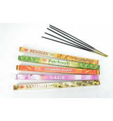"Assortment of incense ""Top 5"" 5 perfumes / 40 sticks, brand HEM"
