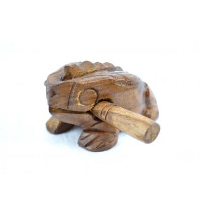 Rana musicale, Strumento di legno di musica.