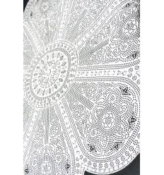Paréo de Bali 170x115cm foulard, chèche, sarong, tenture murale...