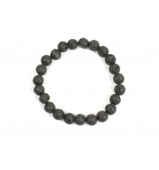 Bracelet Lithotherapie Lava Stone - Rebuilding mental, joy and spontaneity