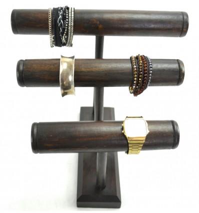 Display storage watches practice original wood