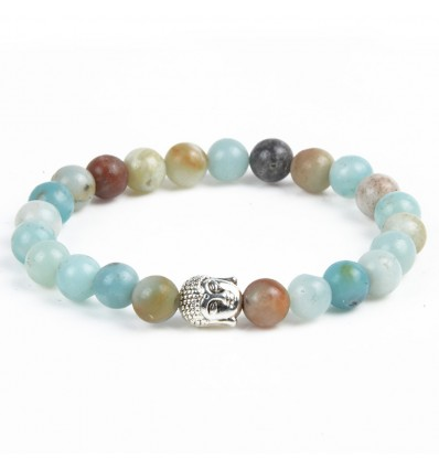 Purchase bracelet amazonite natural not expensive. Free shipping.