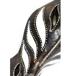 Decoration Theme Zebre Noir Et Blanc Pour La Chambre Ou Le Salon