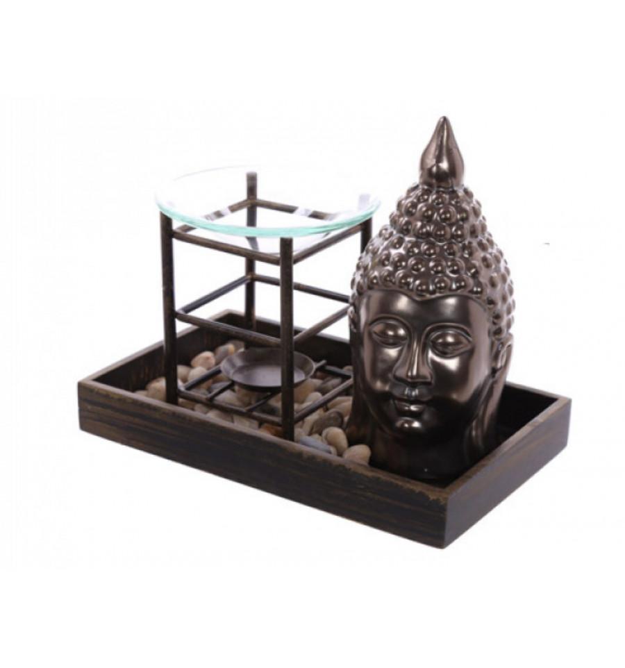 Bouddha de jardin pas cher fashion designs for Jardin zen atmosphera