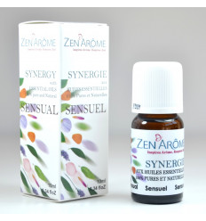 "Synergy of essential oils ""Sensual"" 10ml for diffuser"