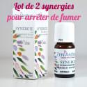 Remède naturel pour arrêter de fumer, huiles essentielles diffuseur.