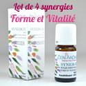 Remède naturel forme vitalité santé bien-être. Huiles essentielles.
