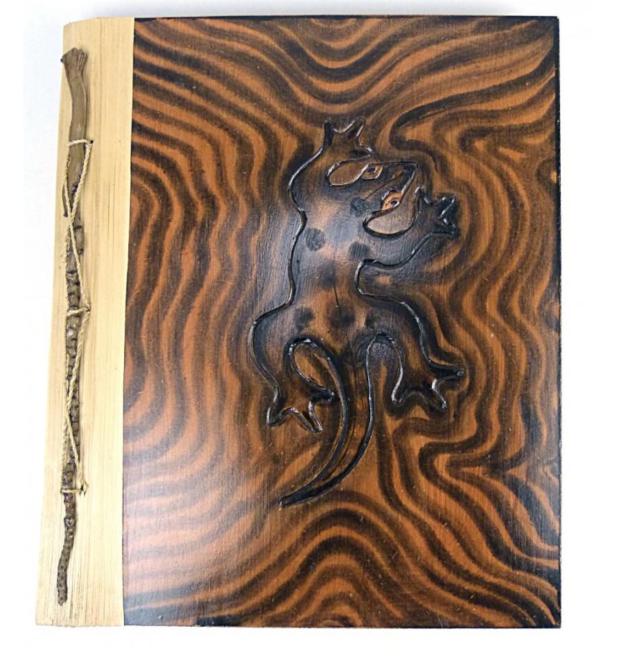 album photo vacances famille scrap fait main exotique salamandre. Black Bedroom Furniture Sets. Home Design Ideas
