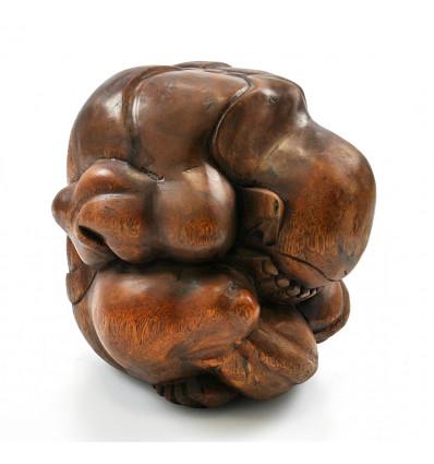 Buddha weeping yogi weeping liberator. Purchase statue of wood.