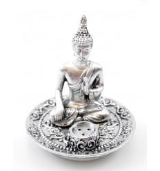 Porta incenso, buddha, bruciare incenso, buddha protettore, originale.