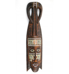 Wall decoration african. Large african mask not expensive, purchase.