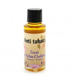 Extrait de parfum anti-tabac à diffuser, désodorisant sevrage tabac.
