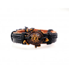 Bracelet turtle jewelry style maori mixed