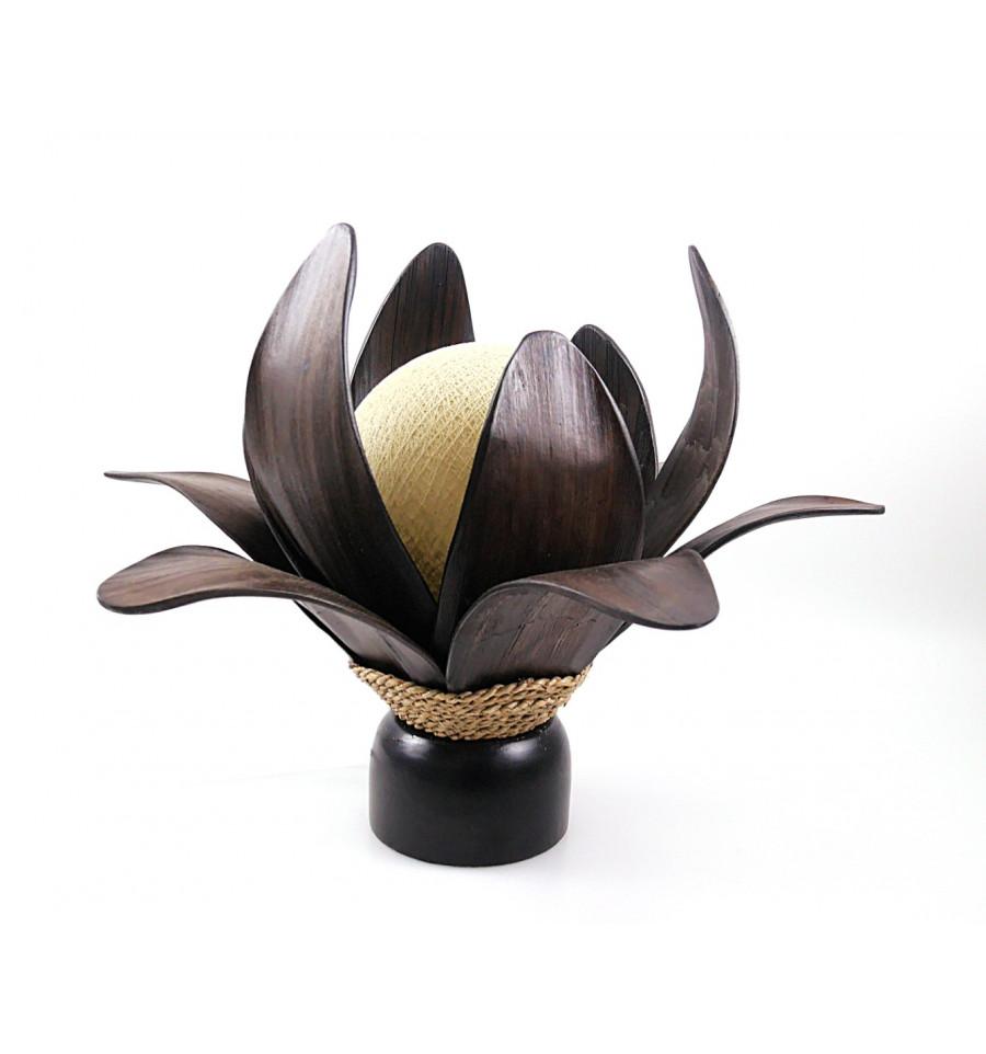 Lamp Shape Lotus Flower Exotic Decoration Buddhist Purchase