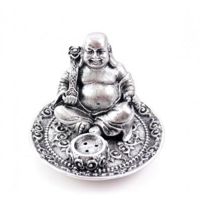 Porte-encens Bouddha de la richesse