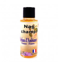 Extract fragrance nag champa to the dissemination of French manufacture Fat.