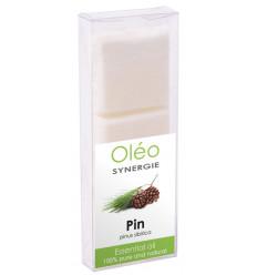 Cera vegetale profumato con olio essenziale di pino Drake Olio.