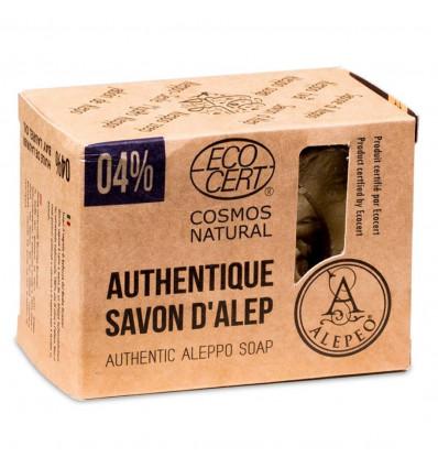 Sapone di Aleppo a buon mercato. Vero sapone di Aleppo all'artigiano naturale.