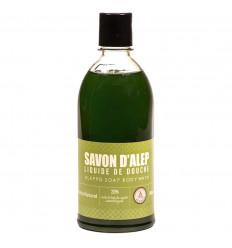 Gel doccia e sapone naturale di aleppo, e olio di alloro.