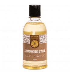 Shampoo soap of Aleppo huille black cumin black cumin