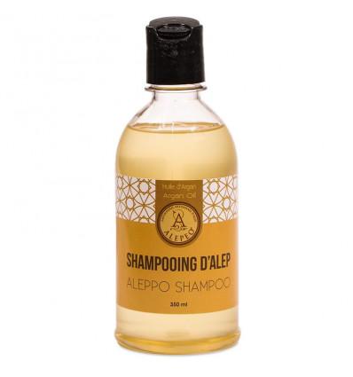 Shampoo sapone di Aleppo huille d'argan