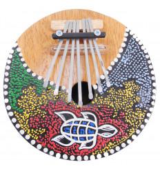 Kalimba o Karimba, strumento musicale originale e artigianale.