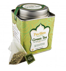 Green tea organic indian ginger mint lemongrass, recipe ayurvedic.