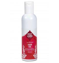 Hair oil for natural, nourishing natural and vegan.