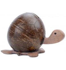 Salvadanaio Tartaruga cocco