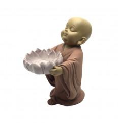Supporto di candela di Zen piccolo buddha candela riscaldamento-piatto. Acquistare a buon mercato.