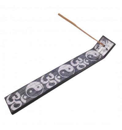 Incense holders wooden pattern Aum (Ôm) - for sticks