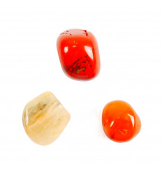 Bracelet Aventurine AAA - stones-rolled 10mm