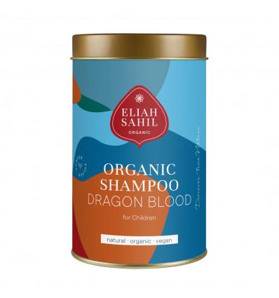 Shampoo Powder for child. Blood dragon ORGANIC, Vegan, Zero waste.