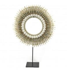 Collana Etnici Africani Gusci di Boemia ø40cm