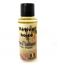Scent ambient Scent Vetiver Woody. Car fragrance for men