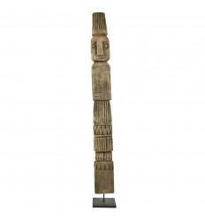 Great Statue Timor Antique Wooden 60cm Designed Handmade
