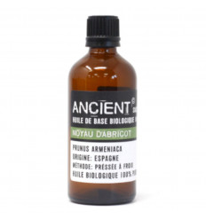 Organic Apricot Kernel Oil for DIY Cosmetics and Anti-Wrinkle Care