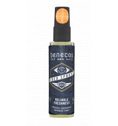 Deodorante Spray Uomo Bio - 75ml - Benecos