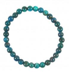 AAA Blue Apatite Bracelet - 6mm balls