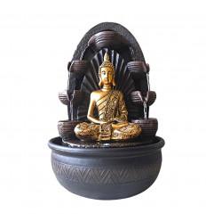 Fontaine d'intérieur Zen Bouddha chakra livraison gratuite, pas cher.