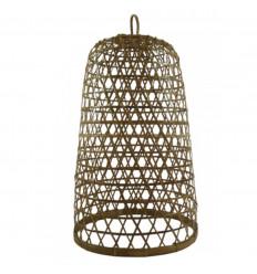 Suspension en Rotin et Bambou Modèle Ubud ø32cm - Création artisanale