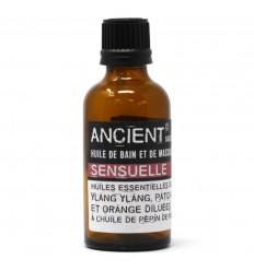 """Massage Oil / """"Sensual"""" Bath Oil - 50ml"""