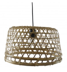 Rattan and bamboo suspension - Nusa Dua - Handcrafted - all sizes