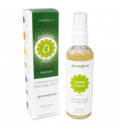 """Ambience fragrance in Spray """"4th Chakra"""" 100ml"""