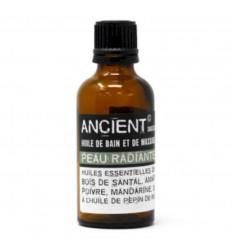 "Massage Oil / Bath Oil ""Radiant Skin"" - 50ml"