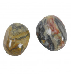 Stones Rolled in Agate Crazy Natural Lace - Stones rolled 40/50g