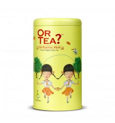 "Organic Chinese green tea at Ginseng ""Gold Tea?"""