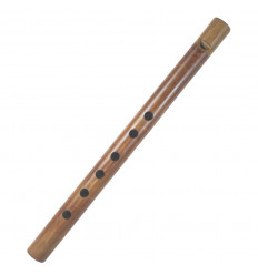 Flûte traditionnelle en bambou