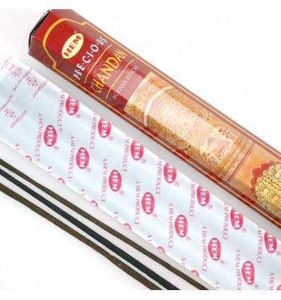 Encens parfum Precious Chandan Lot de 100 bâtons marque HEM